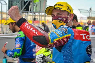 Catch 22: Lowes riding high on the road to Valencia
