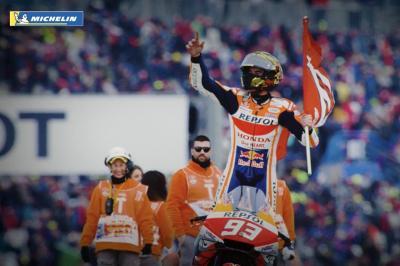 Michelin® Rewind : Ce qu'il s'était passé à Valence en 2019
