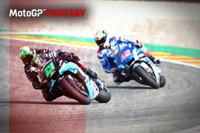 MotoGP™ Fantasy: Chi sono i favoriti per il GP de Europa?