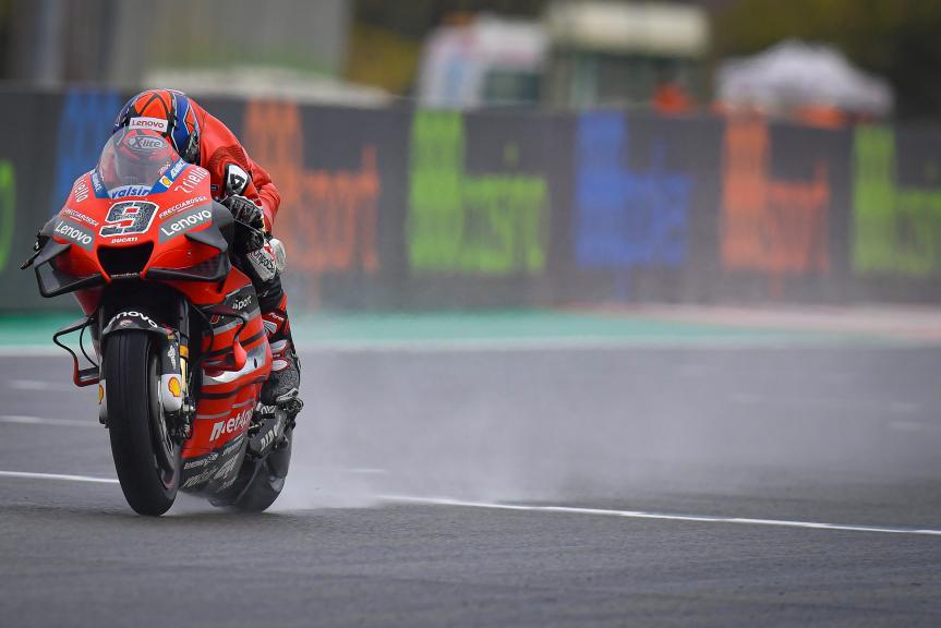 Danilo Petrucci, Ducati Team, Gran Premio de Europa