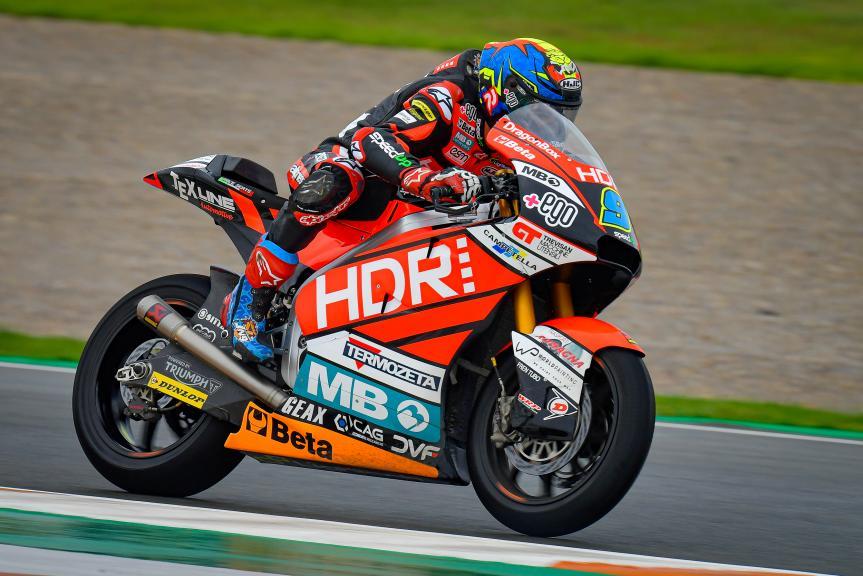 Jorge Navarro, HDR Heidrun Speed Up, Gran Premio de Europa