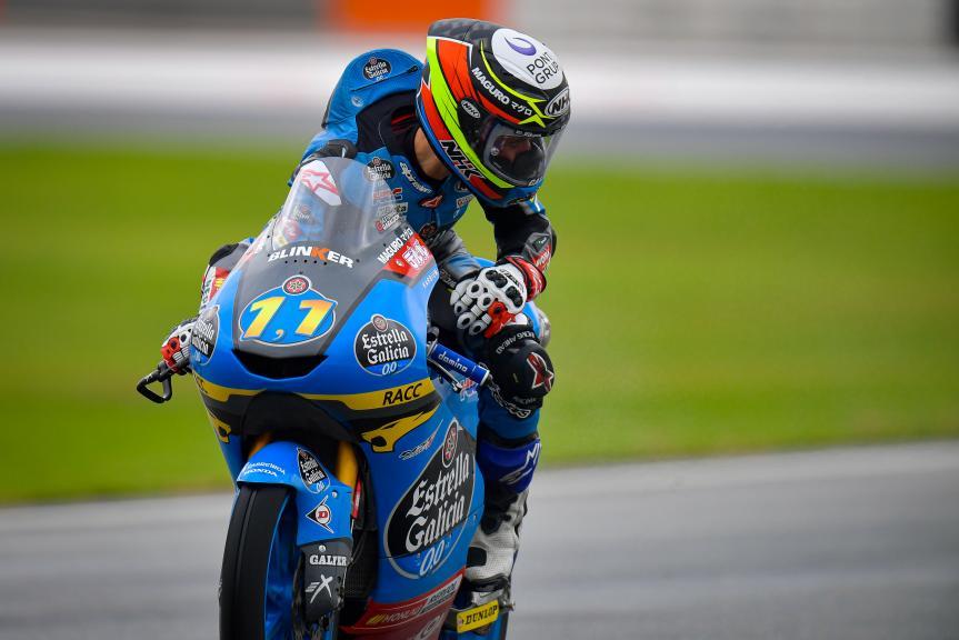 Sergio Garcia, Estrella Galicia 0,0, Gran Premio de Europa