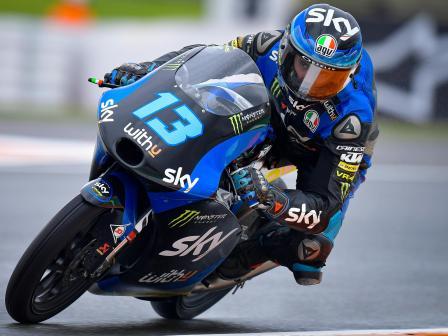 Moto3, Free Practice, Gran Premio de Europa