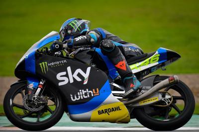 GP d'Europe – Moto3™ : Vietti prend la main en FP2