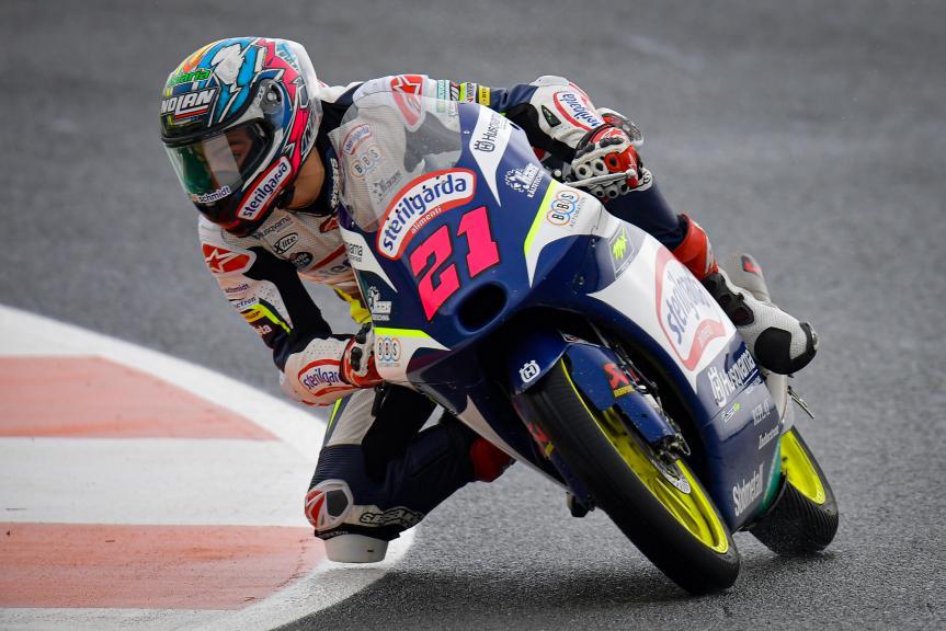 Alonso Lopez, Sterilgarda Max Racing Team, Gran Premio de Europa
