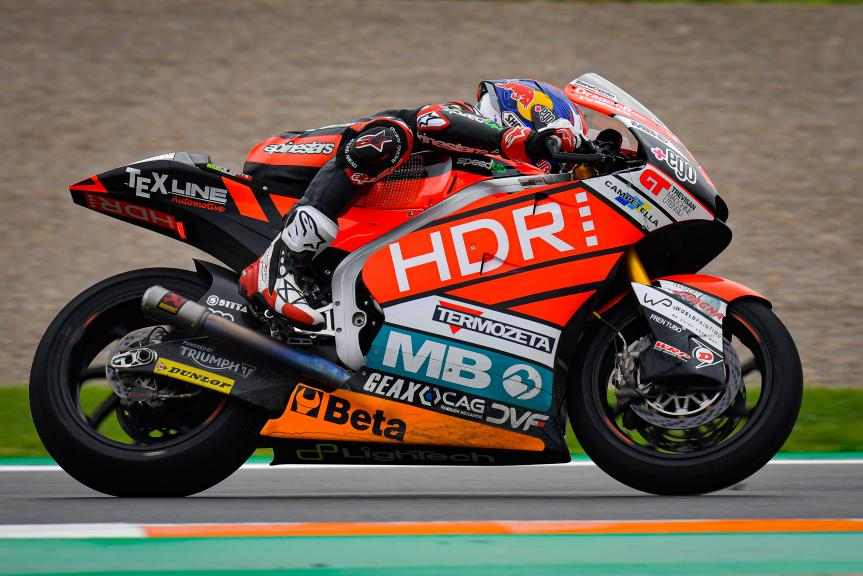 Fabio Di Giannantonio, , HDR Heidrun Speed Up, Gran Premio de Europa