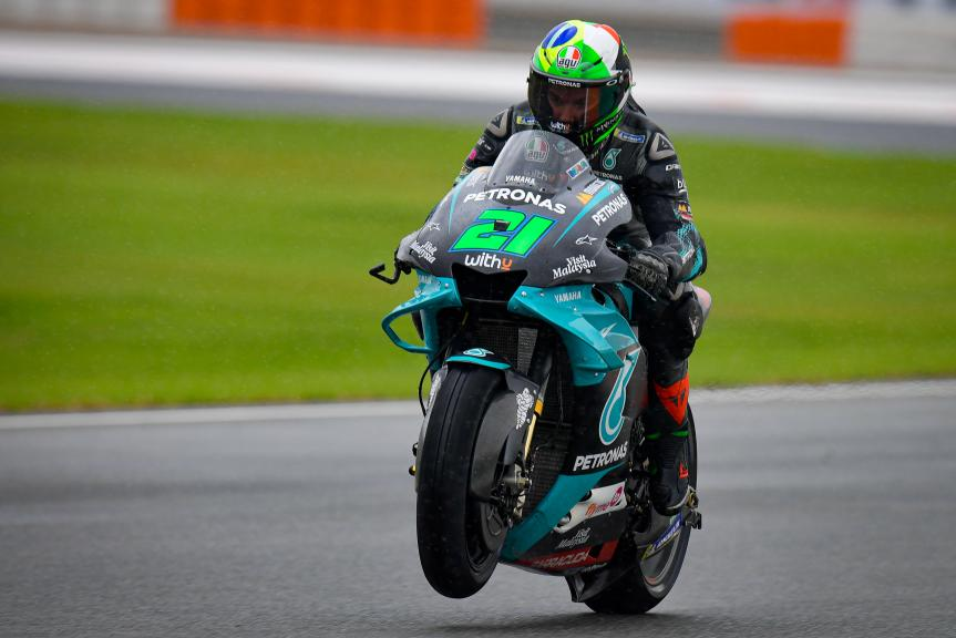 Franco Morbidelli, Petronas Yamaha SRT, Gran Premio de Europa