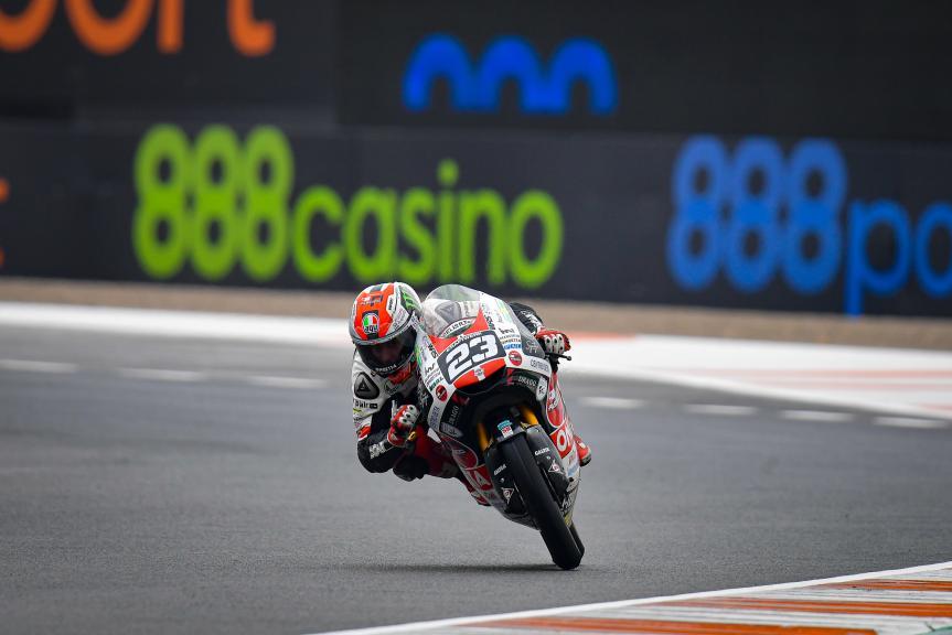 Niccolo Antonelli, Sic58 Squadra Corse, Gran Premio de Europa