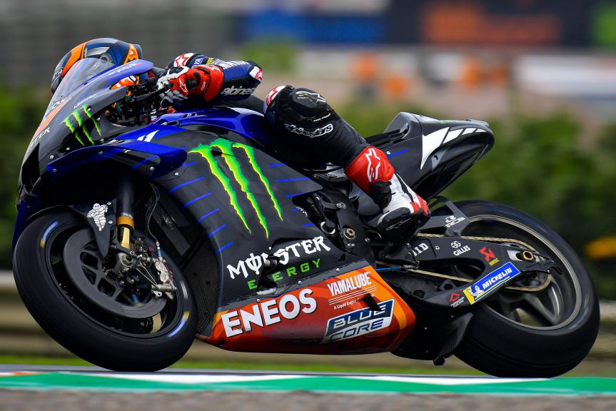 Garrett Gerloff, Monster Energy Yamaha MotoGP, Gran Premio de Europa