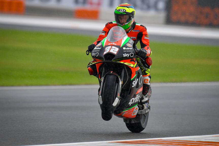 Lorenzo Savadori, Aprilia Racing Team Gresini, Gran Premio de Europa