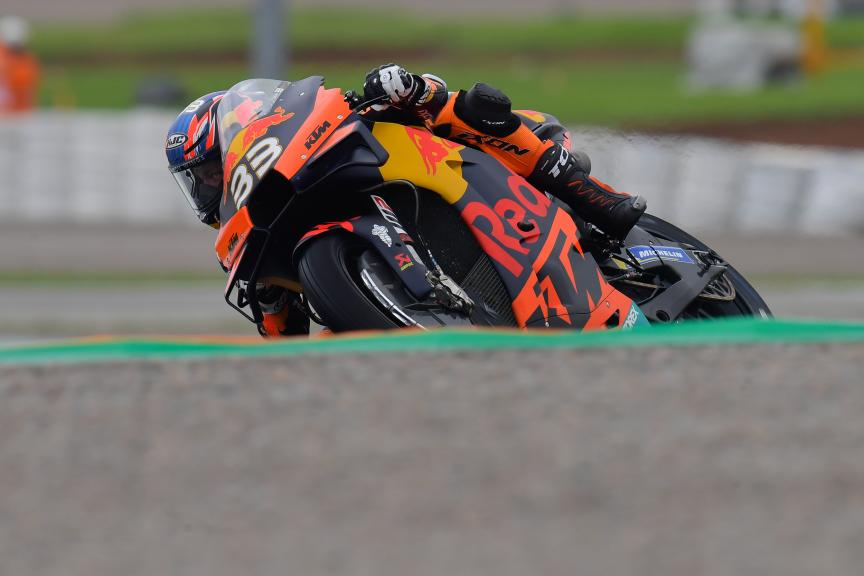 Brad Binder, Red Bull KTM Factory Racing, Gran Premio de Europa
