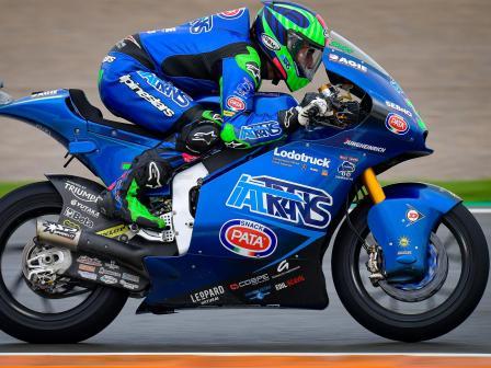 Moto2, Free Practice, Gran Premio de Europa