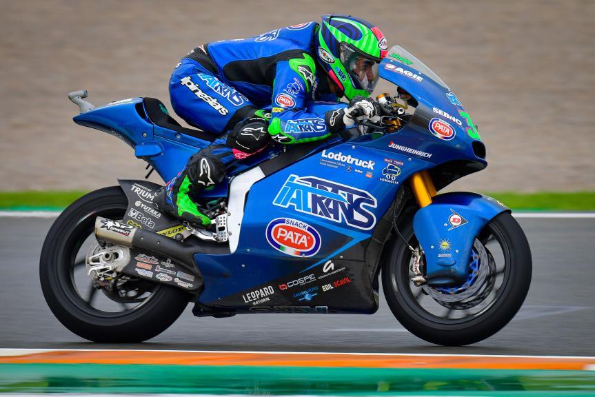Enea Bastianini, Italtrans Racing Team, Gran Premio de Europa