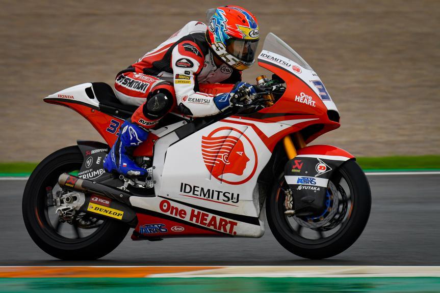 Somkiat Chantra, Idemitsu Honda Team Asia, Gran Premio de Europa