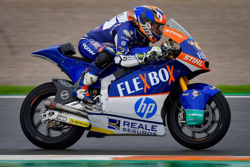 Hector Garzo, Flexbox HP 40, Gran Premio de Europa