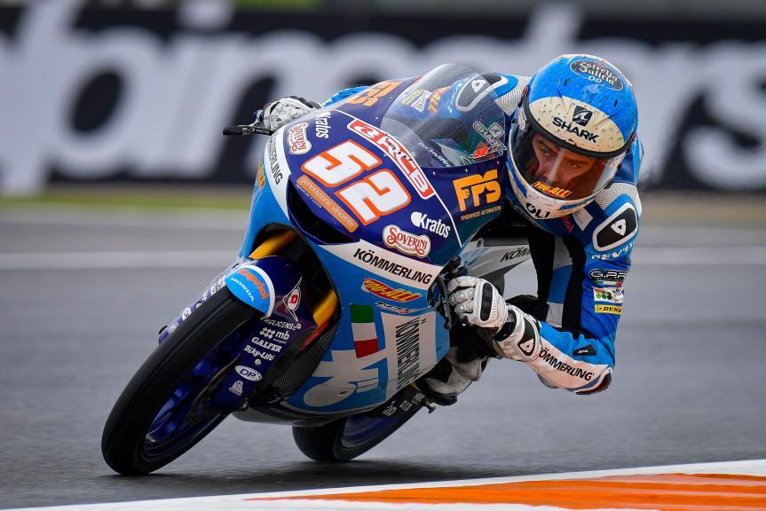 Jeremy Alcoba, Kőmmerling Gresini Moto3, Gran Premio de Europa