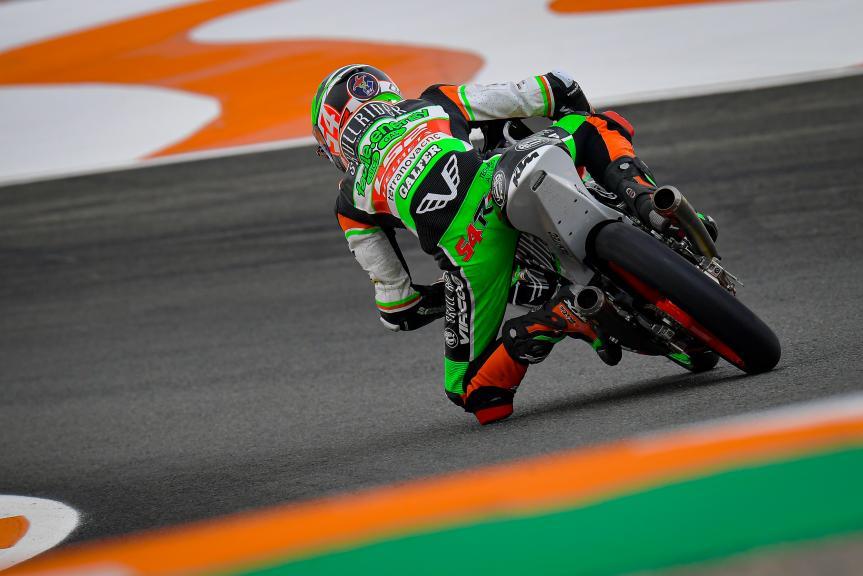 Riccardo Rossi, BOE Skull Rider Facile.Energy, Gran Premio de Europa