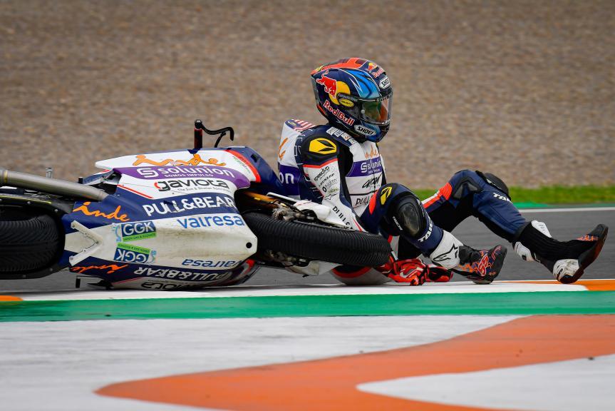 Hafizh Syahrin, Inde Aspar Team Moto2, Gran Premio de Europa
