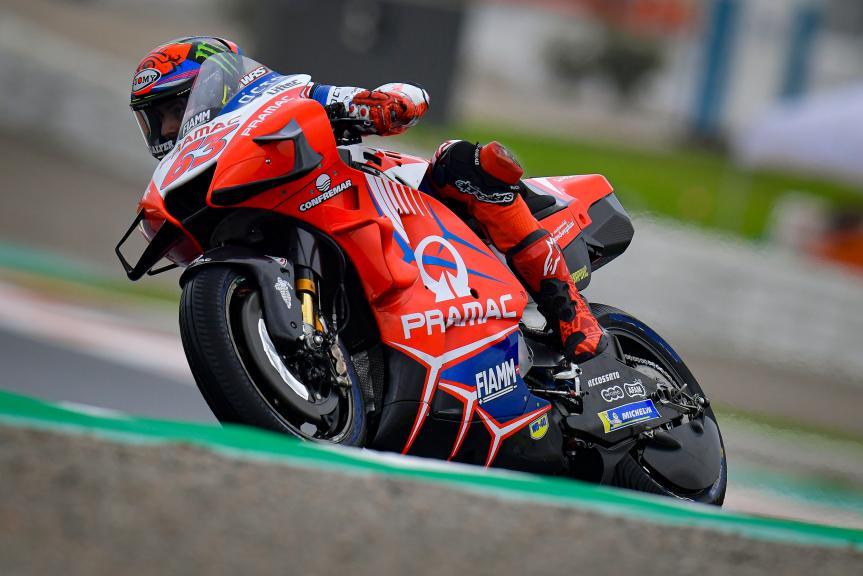 Francesco Bagnaia, Pramac Racing, Gran Premio de Europa