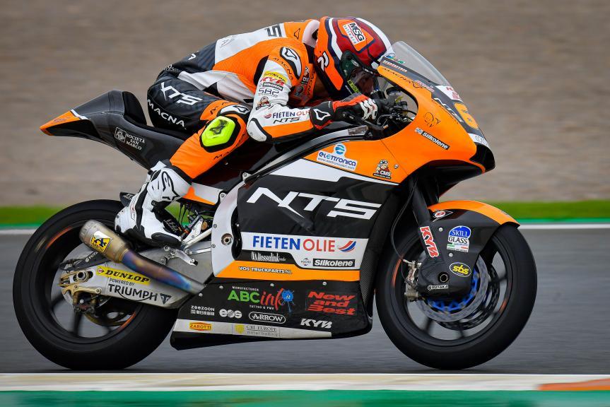 Bo Bendsneyder, NTS RW Racing GP, Gran Premio de Europa