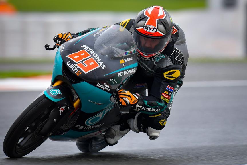 Khairul Idham Pawi, Petronas Sprinta Racing, Gran Premio de Europa