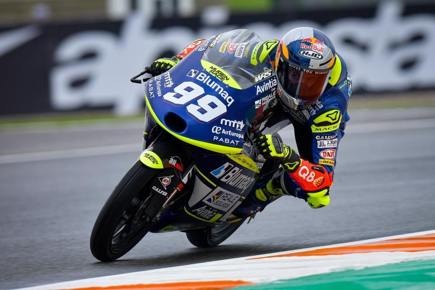 Carlos Tatay, Reale Avintia Moto3, Gran Premio de Europa