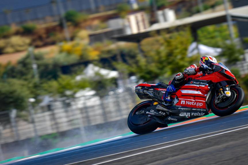 Andrea Dovizioso, Ducati Team, Gran Premio de Europa