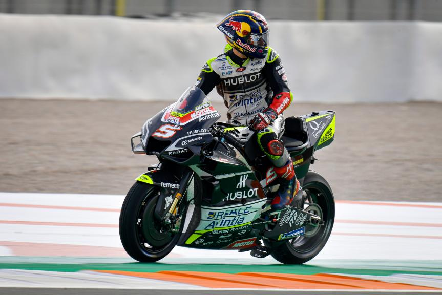 Johann Zarco, Reale Avintia Racing, Gran Premio de Europa