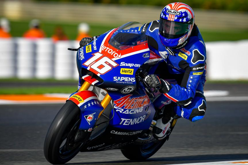 Joe Roberts, Tennor American Racing, Gran Premio de Europa
