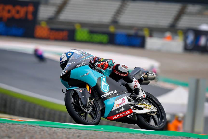John Mcphee, Petronas Sprinta Racing, Gran Premio de Europa