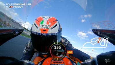 OnBoard: La 'pole' de Pol Espargaró en el GP de Europa