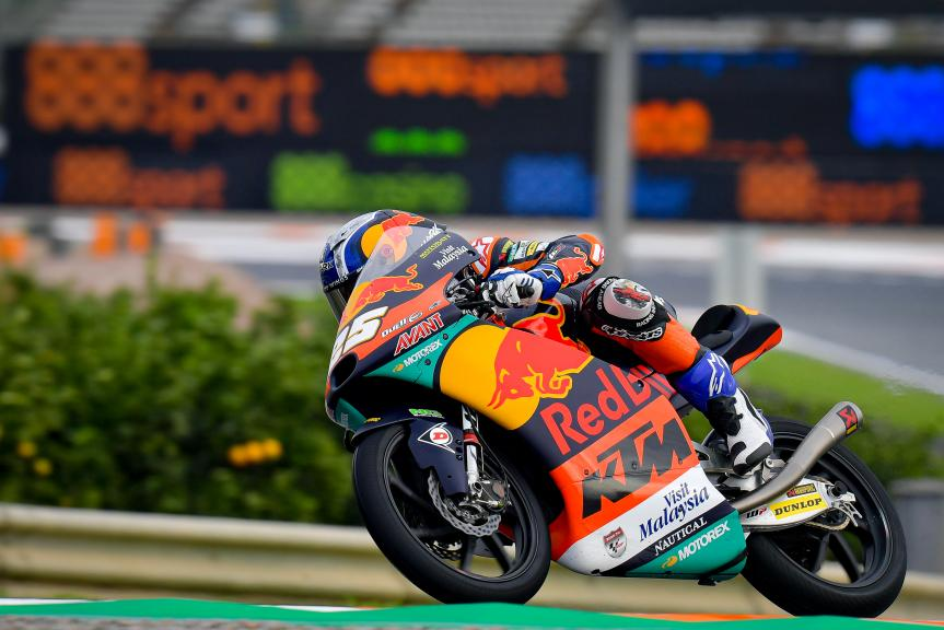 Raul Fernandez, Red Bull KTM Ajo, Gran Premio de Europa