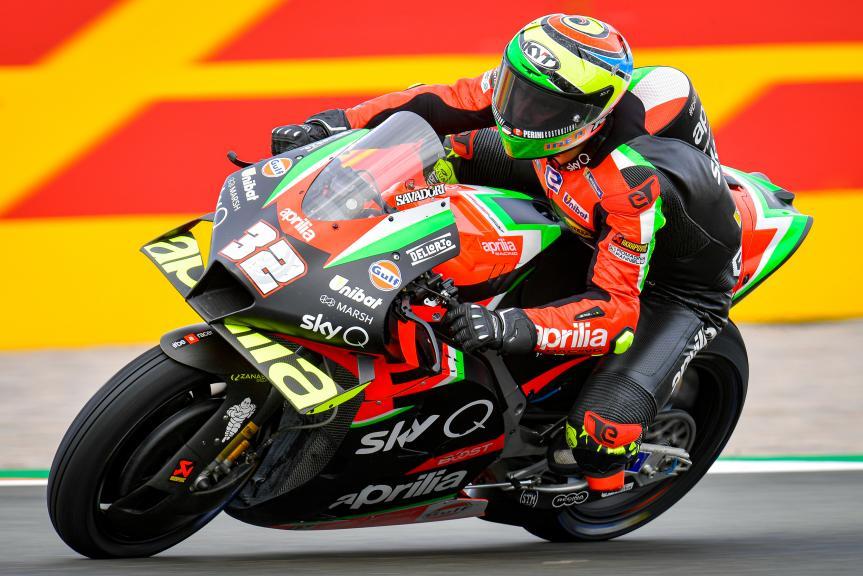 Lorenzo Savadori, Aprilia Factory Racing, Gran Premio de Europa
