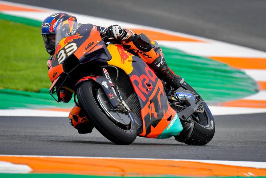 Brad Binder, Red Bull KTM Factory Racing, Gran Premio de Europa