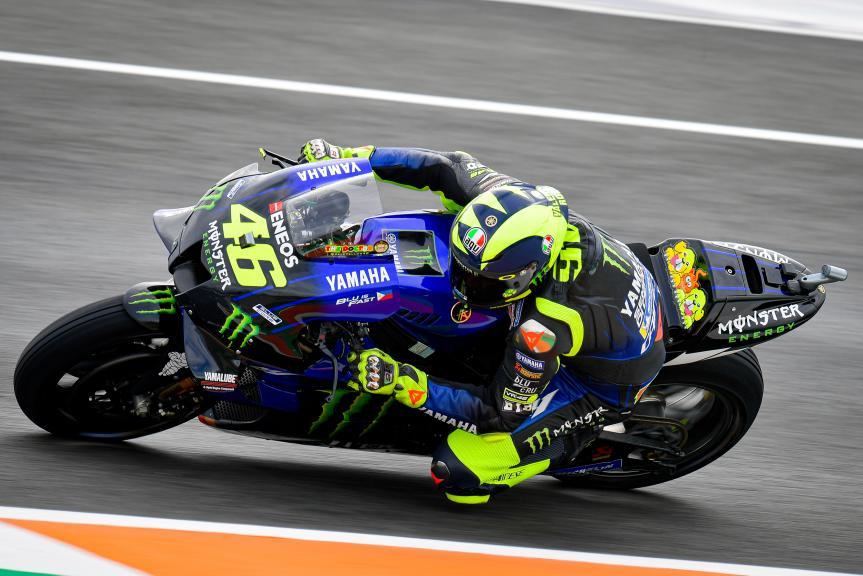 Valentino Rossi, Monster Energy Yamaha MotoGP, Gran Premio de Europa