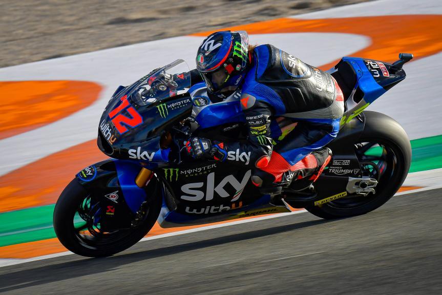 Marco Bezzecchi, SKY Racing Team Vr46, Gran Premio de Europa