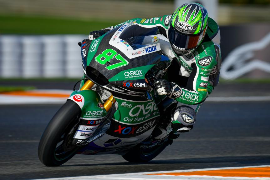 Remy Gardner, Onexox TKKR Sag Team, Gran Premio de Europa