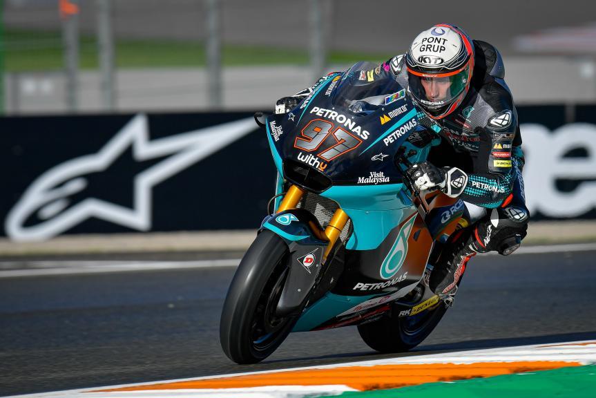 Xavi Vierge, Petronas Sprinta Racing, Gran Premio de Europa