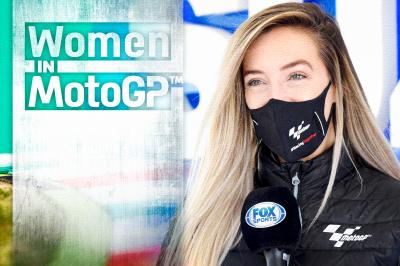 """""""Working in MotoGP? It"""