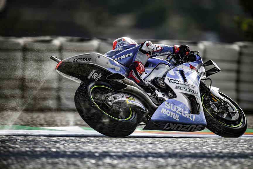 Alex Rins, Team Suzuki Ecstar, Gran Premio de Europa