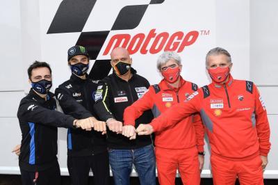 """Marini in MotoGP™: """"Il sogno diventa realtà"""""""