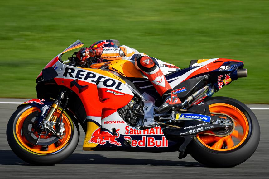 Stefan Bradl, Repsol Honda Team, Gran Premio de Europa