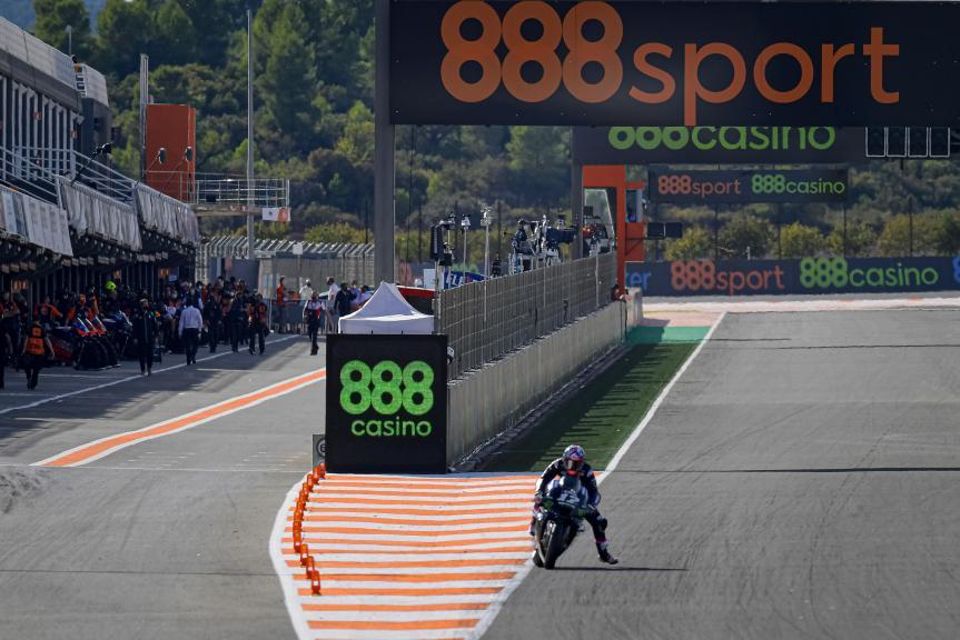 Maverick Vinales, Monster Energy Yamaha MotoGP, Gran Premio de Europa