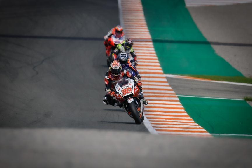 Takaaki Nakagami, LCR Honda Idemitsu, Gran Premio de Europa