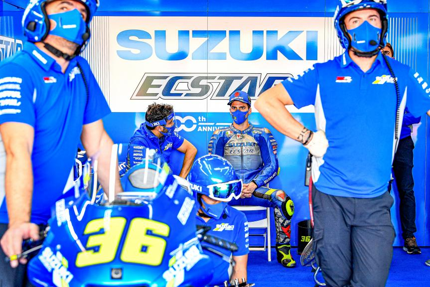 Joan Mir, Team Suzuki Ecstar, Gran Premio de Europa