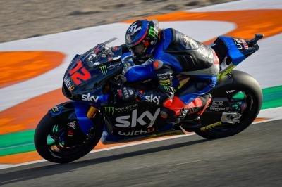 Bezzecchi beats Lowes to P1 ahead of Moto2™ race