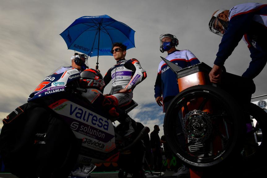 Albert Arenas, Gaviota Aspar Team Moto3, Gran Premio de Europa
