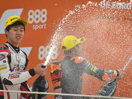 Moto3, Race, Gran Premio de Europa