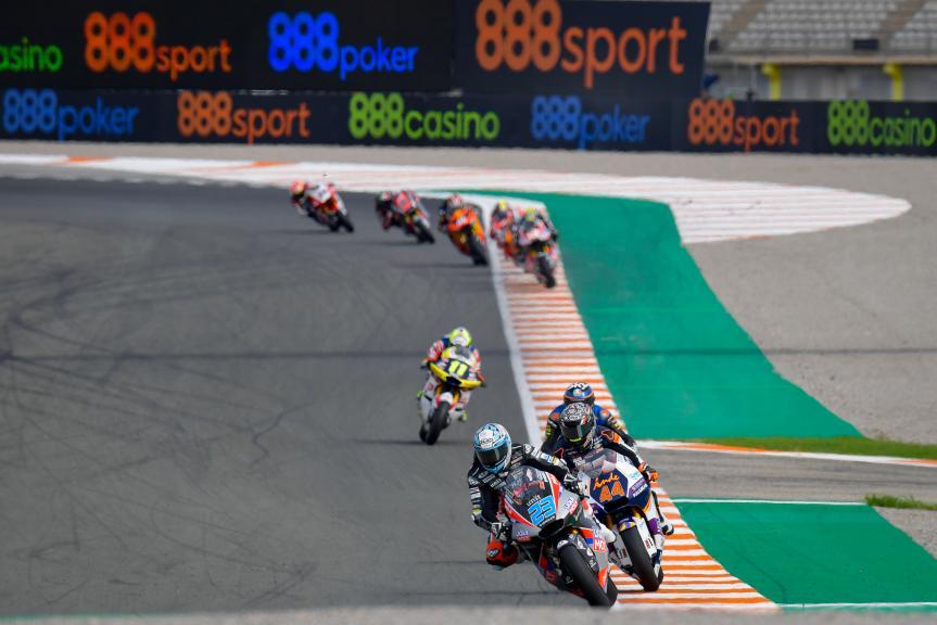 Moto2, Race, Gran Premio de Europa