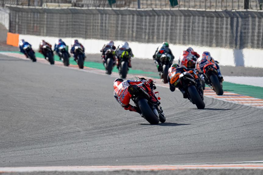 MotoGP, Race, Gran Premio de Europa